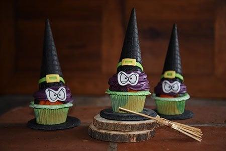 Hexen-Muffins