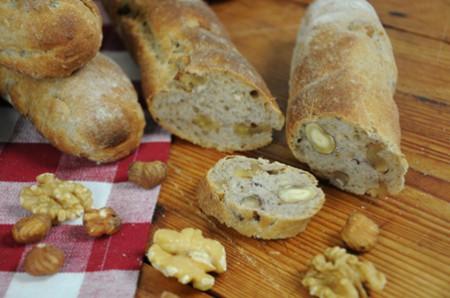 Kartoffel-Nussbrot (Adventsbrot)
