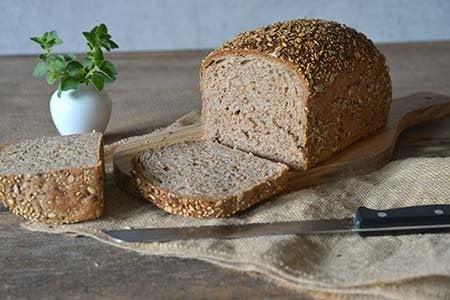 Flotte Lotte (Dinkel-Vollkornbrot Plus) - Brot des Jahres