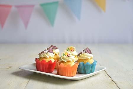 Schulanfang-Muffins
