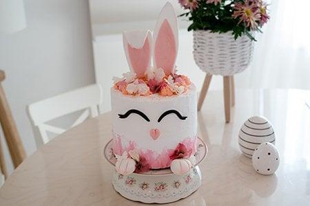 Hasen Torte