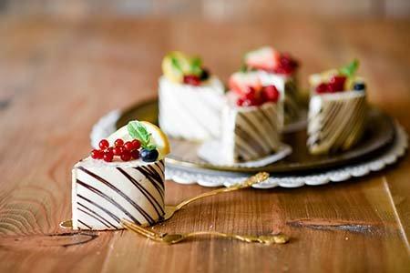 Stracciatella Dessert