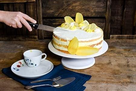 Zitronen-Ingwer-Sommertorte