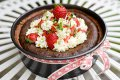 Fruchtige Schokoladen-Tarte