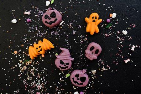 Halloween Cake-Pops