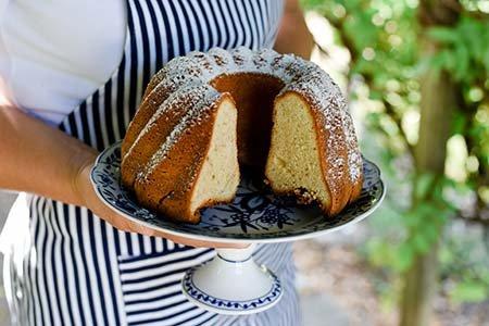 Rührkuchen  zucker-und fettreduziert