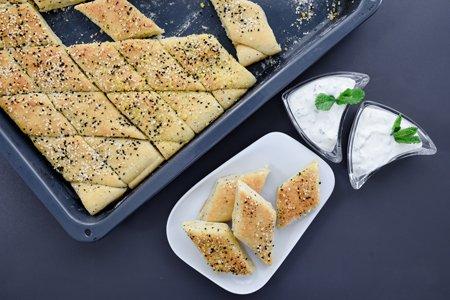 Türkisches Pita Brot