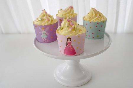 Prinzessinnen Cupcakes