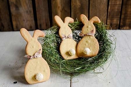 Häschencookie