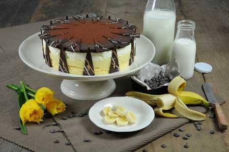 Triangel-Torte