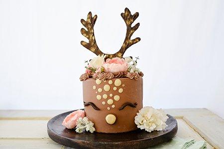Reh-Torte
