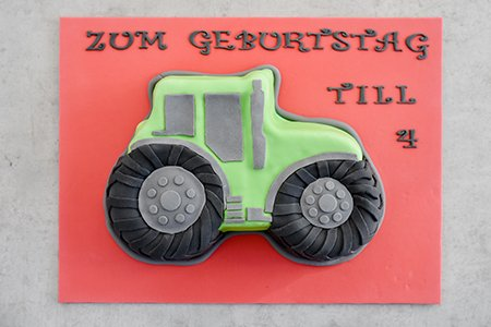 Traktorkuchen