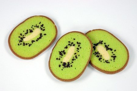 Kiwi-Kekse