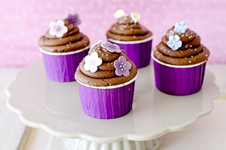 Spring Cupcakes Chocolate