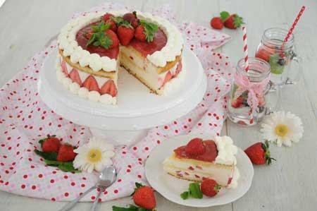 Joghurtsahne Torte
