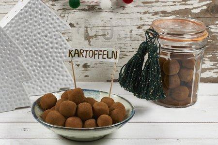Marzipankartoffeln mit Aroma