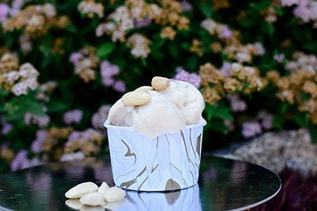 Marzipan-Eis