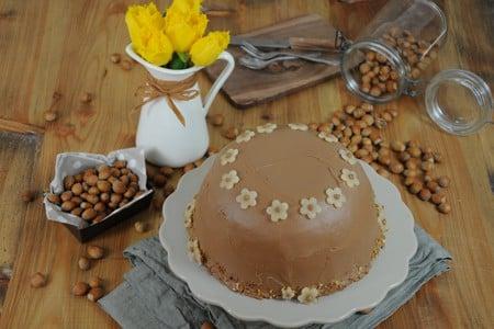 Nugatsahne Torte
