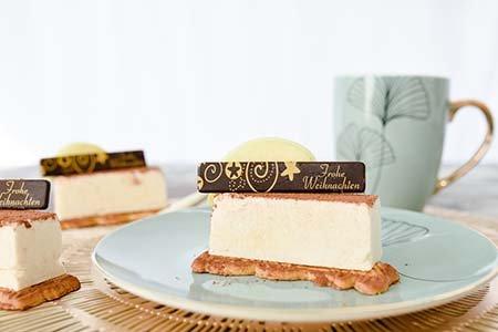 Bratapfel-Spekulatius-Dessert