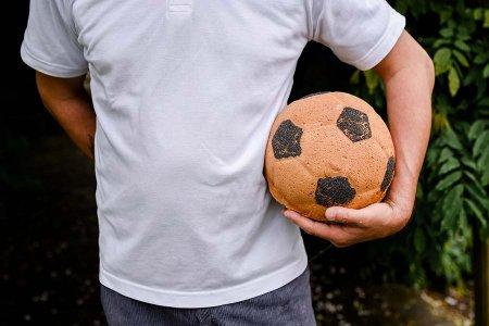 WM-Fußball-Brot
