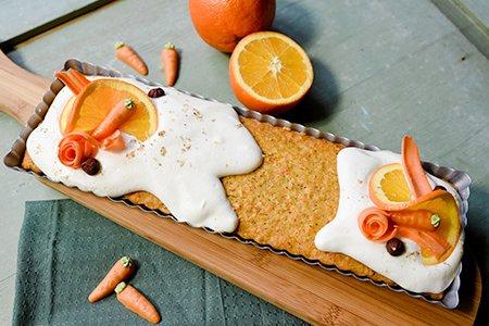 Karotten-Tarte