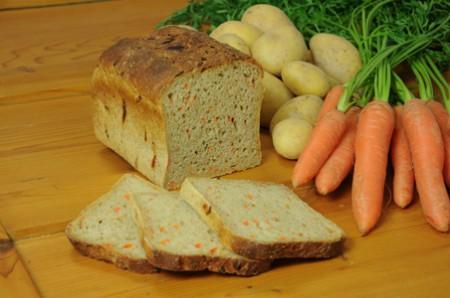 Kartoffel-Rübli-Brot