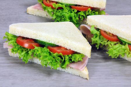 Sandwich Brot