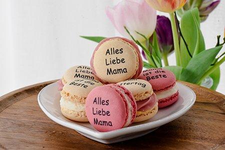 Muttertags Macarons