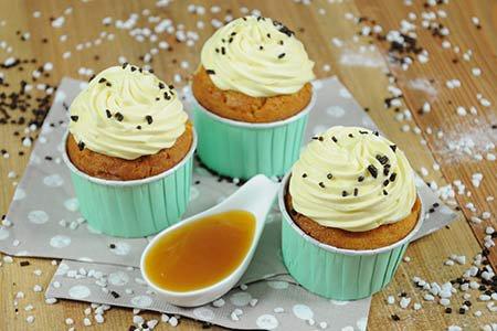Ingwer Muffins