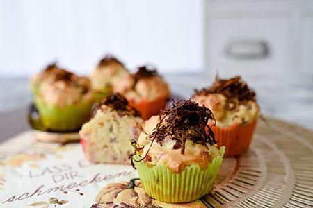 Sauerkraut-Muffins