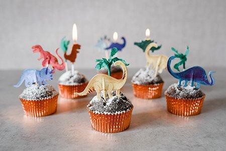 Dino Muffins
