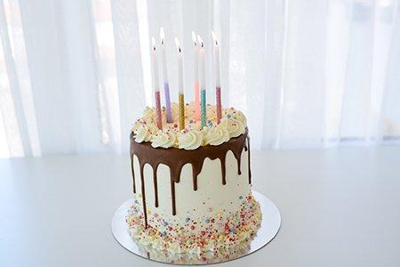 Hobby-Birthday-Torte