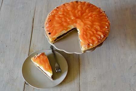 Mandarinen Tarte